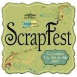 scrapfest 2007 yeah!