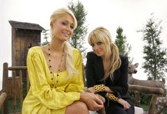 Paris, Nicole Give Campers Enemas