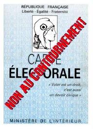 2012 ... encore une année électorale ...