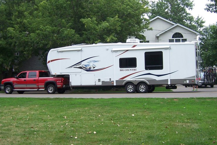 Our house on wheels