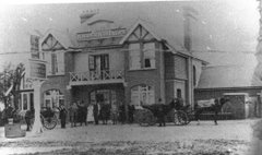 The Bull, Chelsham Green, c 1900