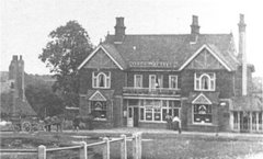 The Ship Inn, Tatsfield Common, c1900
