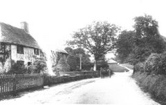 White Bear, Fickles Hole, c 1900