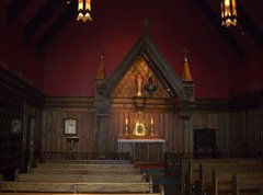 The Sacred Heart Chapel