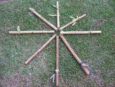 Flautas Kokopelli Bamboo