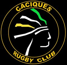 Logo Caciques Rugby Club