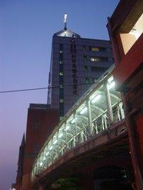 馬偕醫院 光橋