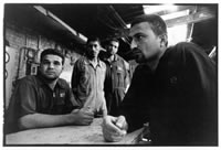 Oil Workers Baghdad