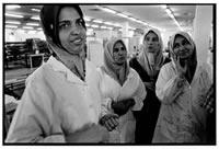 Workers in Baghdad
