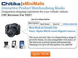 Chitika! Nuove soluzioni e formati per la pubblicità interattiva online