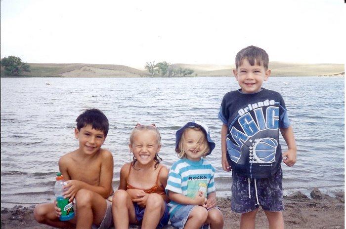 Marcus, Kianna, Katlin, Blake