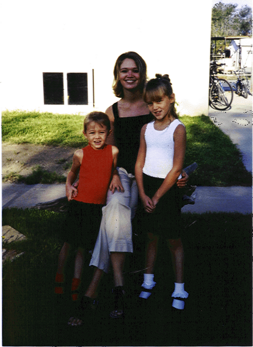 First Day of School 2003