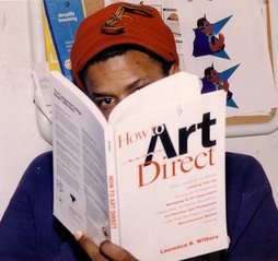 art direction book look
