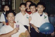 From left - Mei Siew, Mr Bong, Edmund, Tze Teng, San Qun, Chong Wei