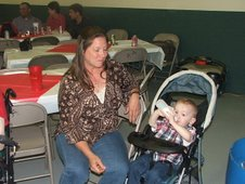 Glenda and Baby Noah
