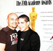 Rocco Casalduc y Rafa
