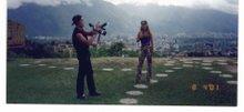 Haciendo tv en formato cine en Valle Arriba