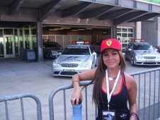 En los pits de Formula 1