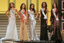 El cuadro final de Miss Universo