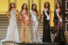 El cuadro final de Miss Universo