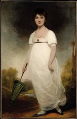 Rice Portrait of Jane Austen