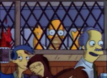 Happiness is just a Flaming Moe away...