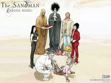 Todos los eternos...según Gaiman