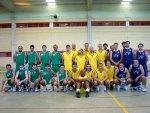 JORNADA DE BASKET con equipos federados