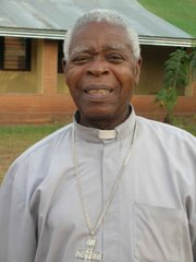H.L. Joseph Gasi Abangite - Bishop Emeritus of Tombura/Yambio