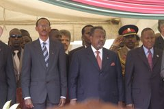 IGAD Leaders