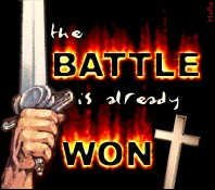The Battle Is Already Won!
