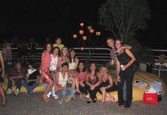Noites Cariocas...meu niver e show dos anos 80