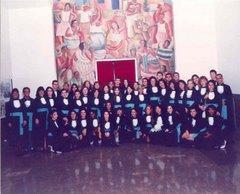 1993 - formatura