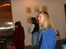 artists nyc comes to see work of swiss artists at broadway gallery