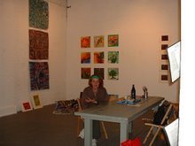 workshop in gallery 450 at broadway nyc