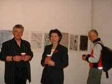 armin simon and susann by the opening