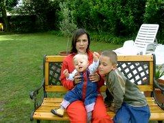 Alizée, Loic, Ludovic