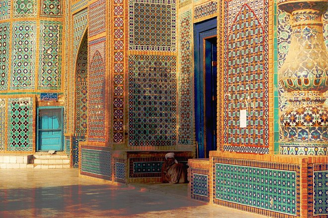 Shrine of Hazrat Ali