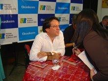 Fotos do lançamento do livro