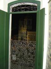 A janela da Casa de Jorge