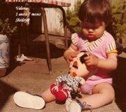 Valeria e a boneca