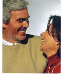 Marcelo Trivelli y Andrea Zondek