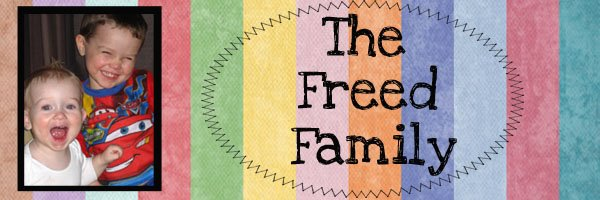The Freed Family