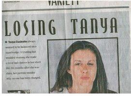 Tanya's Obit