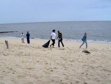 Limpeza de Praia 5 de Junho 2007