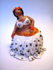 Bailarina Rapa