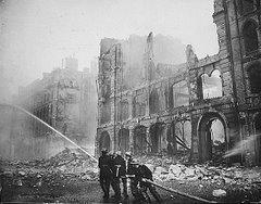 Efeitos da Blitz sobre Londres