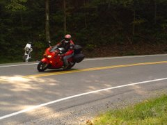 Deal's Gap Motorcycle Trip