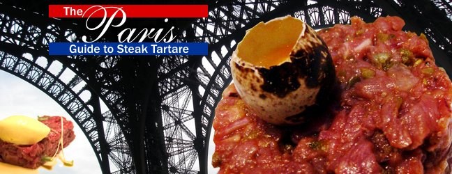The Best Steak Tartare in Paris