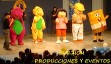 EVENTOS Y ESPECTACULOS INFANTILES